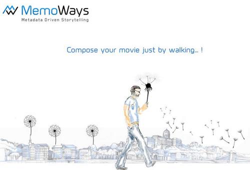 Memoways, le film de votre ballade numérique