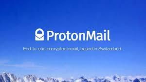 Protonmail - email- crypté