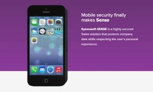 Sysmosoft - connection mobile sécurisée
