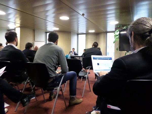 Lift15 - startups suisses