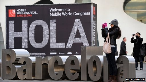 barcelone - Mobile World Congress