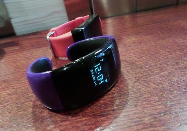 objet connecté - bracelet
