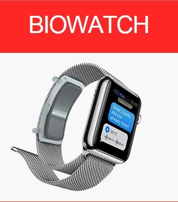 smartwatch biometrique