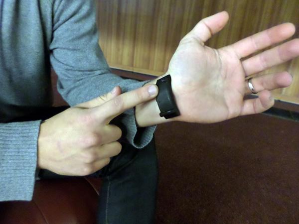 smartwatch biométrique
